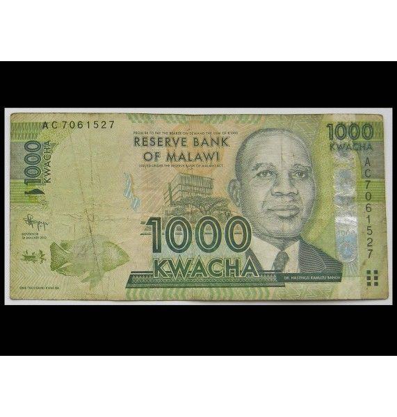 Малави 1000 квача 2012 г.
