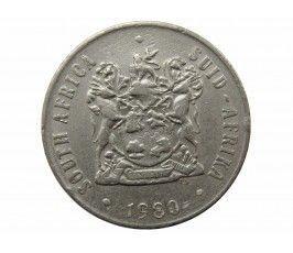 Южная Африка 50 центов 1980 г.