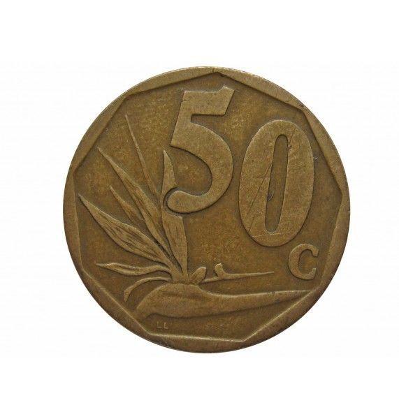 Южная Африка 50 центов 2004 г.