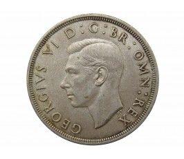 Великобритания 1 крона 1937 г. (Коронация Короля Георга VI)