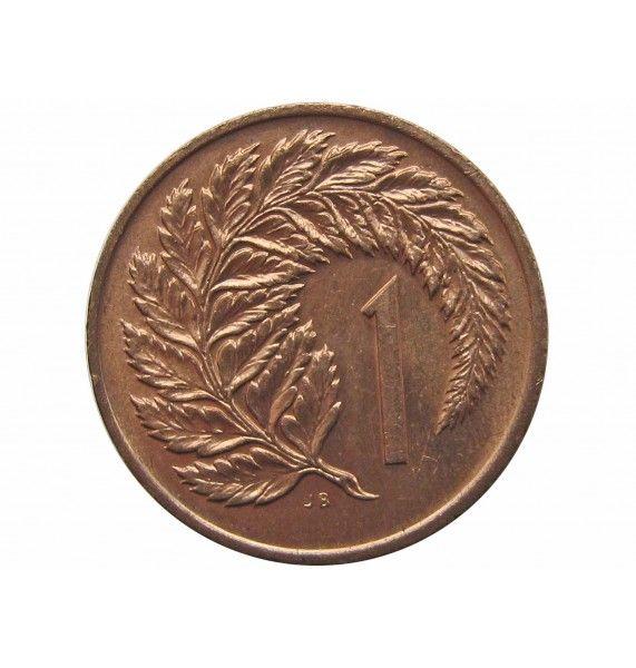 Новая Зеландия 1 цент 1973 г.