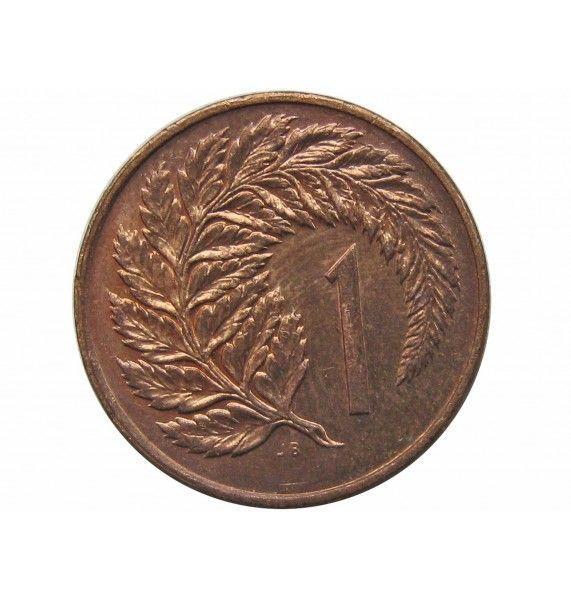 Новая Зеландия 1 цент 1980 г.