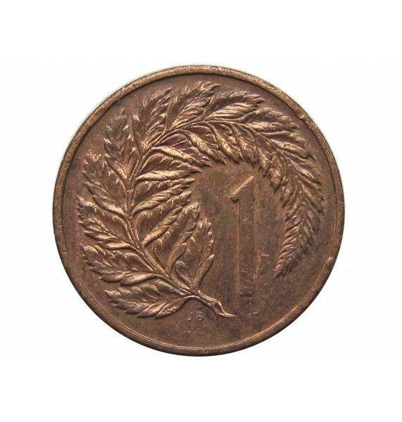 Новая Зеландия 1 цент 1984 г.