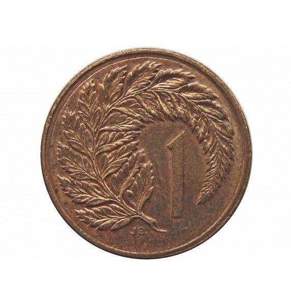 Новая Зеландия 1 цент 1986 г.