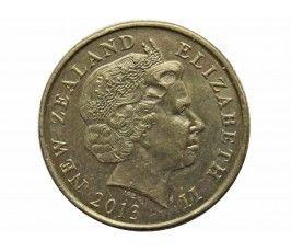 Новая Зеландия 1 доллар 2013 г.