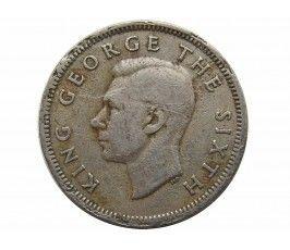 Новая Зеландия 1 шиллинг 1951 г.