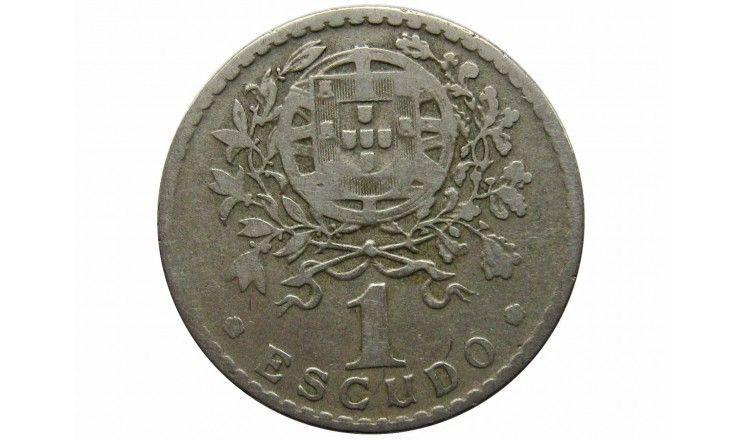 Португалия 1 эскудо 1939 г.