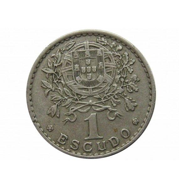 Португалия 1 эскудо 1952 г.