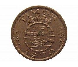 Тимор 20 сентаво 1970 г.
