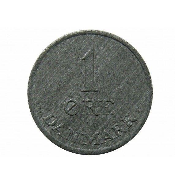 Дания 1 эре 1968 г.