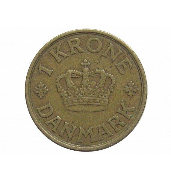 Дания 1 крона 1929 г.