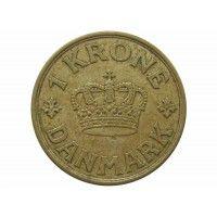 Дания 1 крона 1940 г.