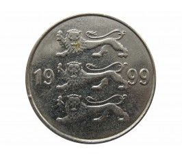 Эстония 20 сенти 1999 г.