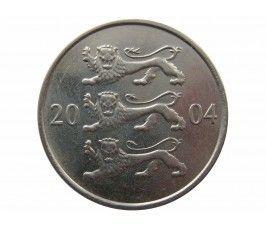 Эстония 20 сенти 2004 г.