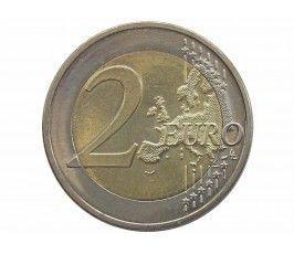 Эстония 2 евро 2012 г. (10 лет наличному обращению евро)