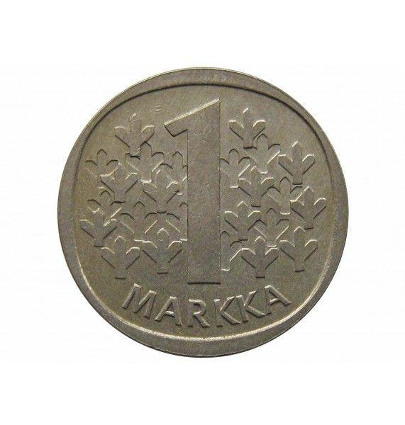 Финляндия 1 марка 1990 г.