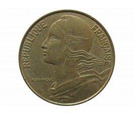 Франция 20 сантимов 1995 г.