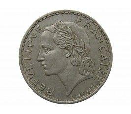 Франция 5 франков 1933 г.