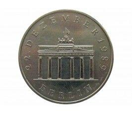 Германия 20 марок 1990 г. (Бранденбургские ворота в Берлине)