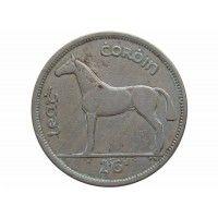 Ирландия 1/2 кроны 1951 г.