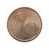 Испания 1 евро цент 2014 г.