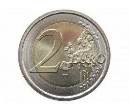 Италия 2 евро 2017 г. (Венеция - собор Сан-Марко)