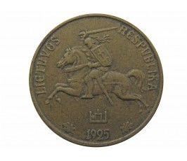 Литва 20 центов 1925 г.