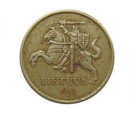 Литва 20 центов 1998 г.