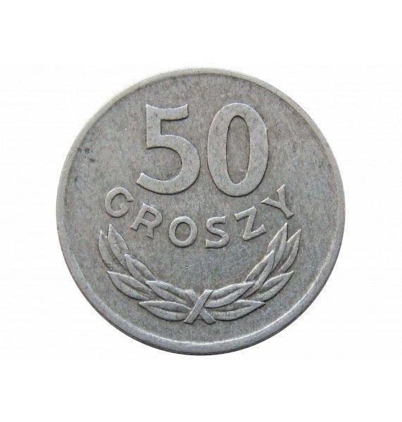Польша 50 грошей 1973 г.