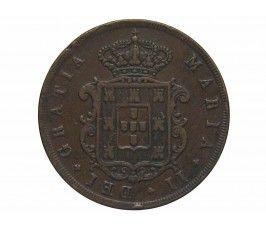 Португалия 20 рейс 1848 г.