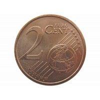 Португалия 2 евро цента 2011 г.