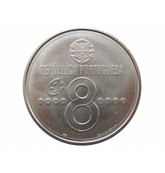 Португалия 8 евро 2007 г. (Летательный аппарат)