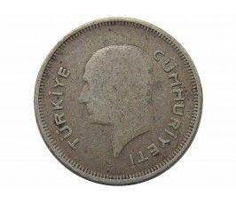 Турция 50 куруш 1936 г.