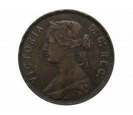 Ньюфаундленд 1 цент 1873 г.