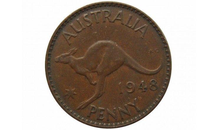 Австралия 1 пенни 1948 г.