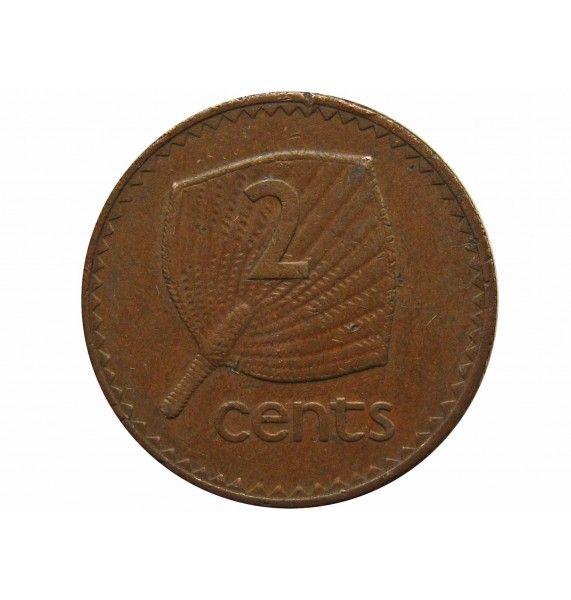 Фиджи 2 цента 1969 г.