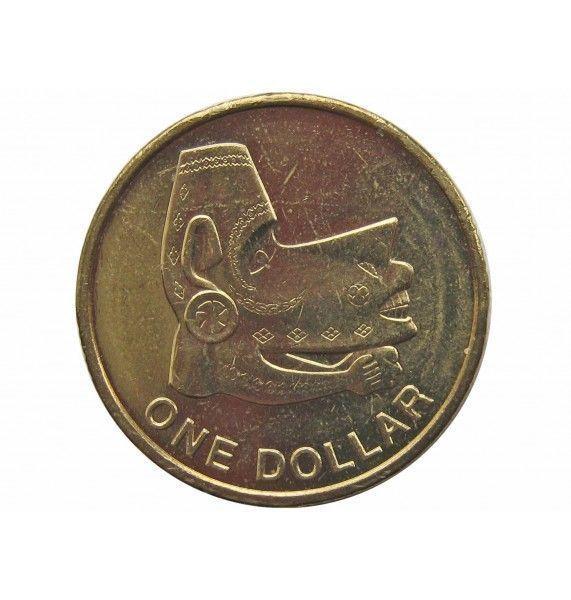 Соломоновы Острова 1 доллар 2012 г.