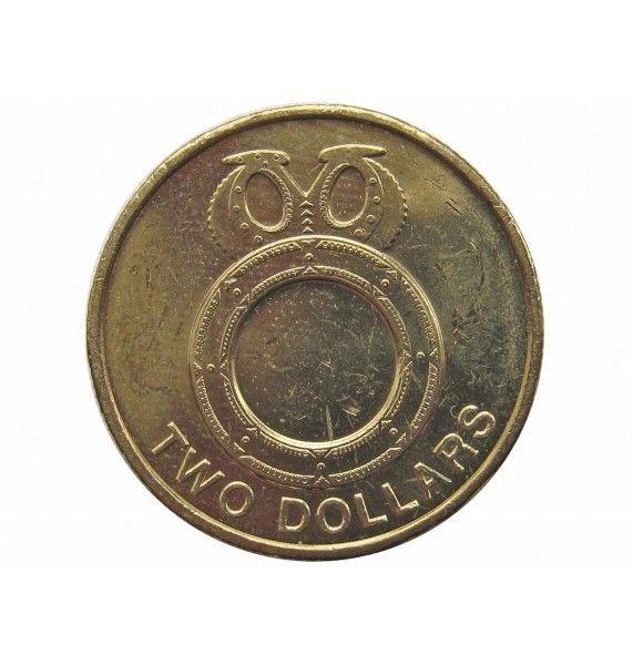 Соломоновы Острова 2 доллара 2012 г.