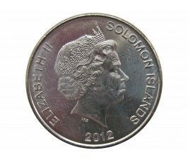 Соломоновы острова 50 центов 2012 г.