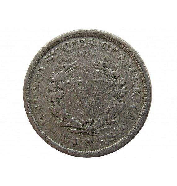 США 5 центов 1905 г.