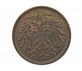 Австрия 1 геллер 1894 г.