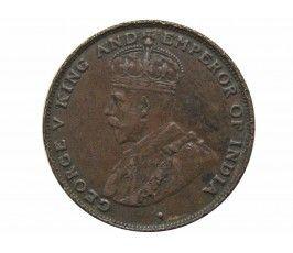 Гонконг 1 цент 1925 г.