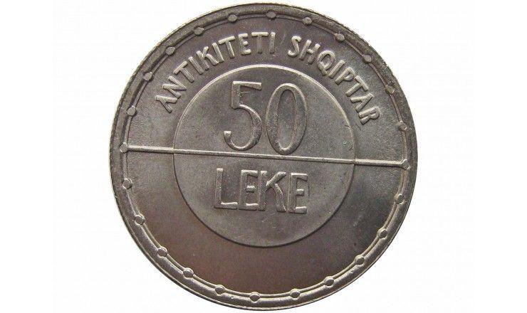 Албания 50 лек 2003 г. (Албанская античность)