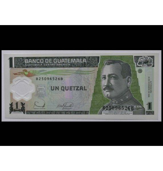 Гватемала 1 кетцаль 2006 г.