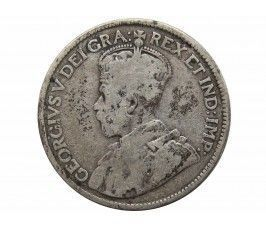 Канада 25 центов 1914 г.