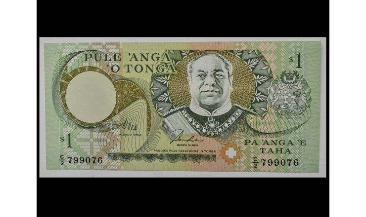 Тонга 1 паанга 1995 г.