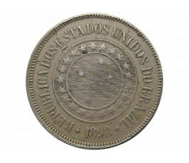 Бразилия 200 рейс 1898 г.