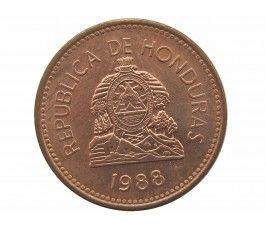 Гондурас 1 сентаво 1988 г.