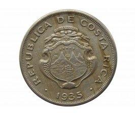 Коста-Рика 50 сентимо 1935 г.
