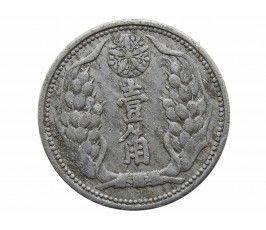 Китай (Маньчжурия, японская окуппация) 10 фень 1940 г.